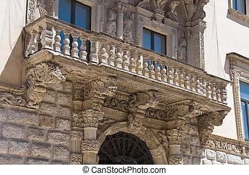 palacio, della, marra., barletta., apulia.