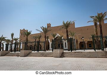 palacio, diriyah