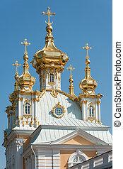 palacio, iglesia