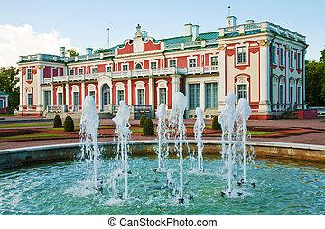 palacio, kadriorg