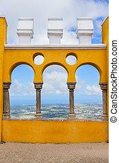 Palacio Pena, Sintra, Portugal - Palacio Pena gallery and...