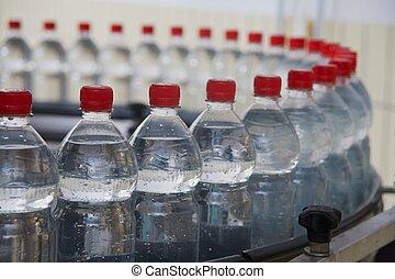 palack berendezés