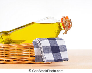palack, olívaolaj
