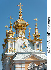 palais, église