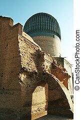 palais, bukhara