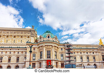 Palais or Opera Garnier & The National Academy of Music in Paris, greatest theater in France