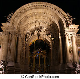 palais, (small, petit, museo, parís, palace), francia