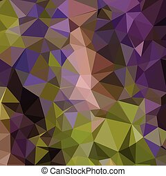 Palatinate Purple Abstract Low Polygon Background - Low...