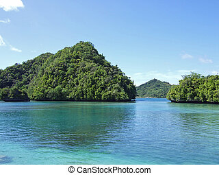 Palau Rock Formation