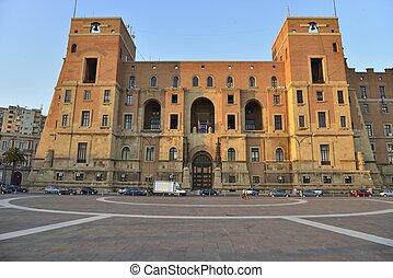 Palazzo del Governo - Taranto - Il monumentale palazzo ...