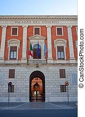 Palazzo del Governo, Trapani