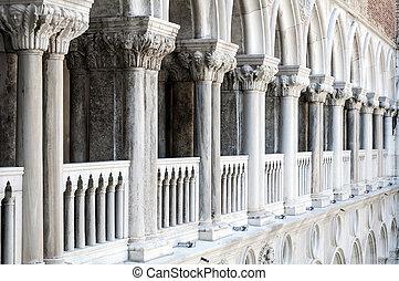 Palazzo Ducale, Venice, Italy.