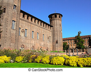 Palazzo Madama in Turin, Italy