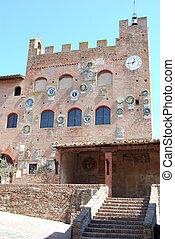 Palazzo Pretorio (Certaldo Alto) - Certaldo Alto is a famous...
