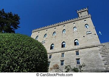 Palazzo Pubblico, Republic of San Marino
