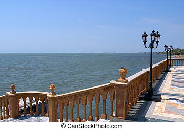 Palazzo View 2 - The Gulf of Mexico viewed from a Venetian...
