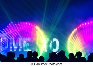 palcoscenico, illuminazione