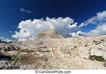 Pale di San Martino plateau