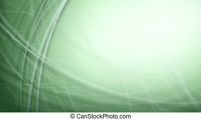pale gray green lines abstract loop