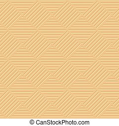 pale yellow light 3d geometric pattern