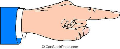 palec spoinowanie