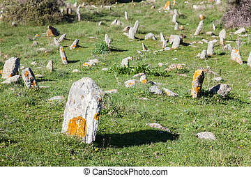 Paleolithic cemeteries at Petrota - Greece
