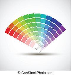 palette cor