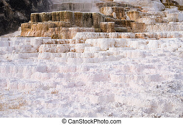 Palette Spring Yellowstone National Park