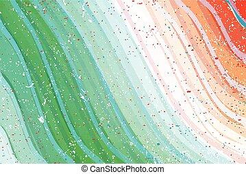palette waves