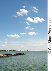 Palic lake near to Subotica, Vojvodina, Serbia Europe
