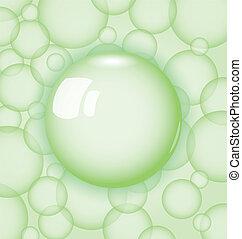 palla, bolla, sapone, trasparenza