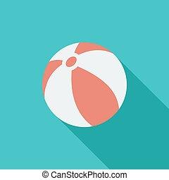 palla spiaggia