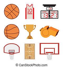 pallacanestro, disegno