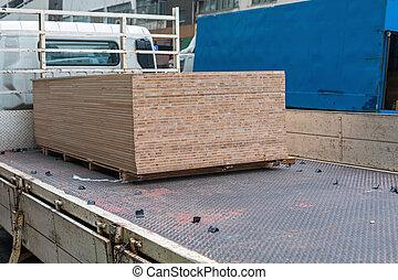 Pallet Wood Boards