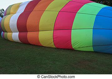 palloni aria caldi