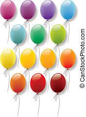 palloni, collezione