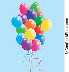 palloni coloriti