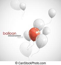 palloni, fondo