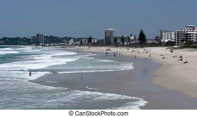 Palm Beach in Gold Coast Queensland Australia 01 - GOLD...