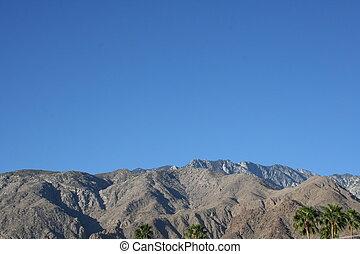 Palm Springs Mountain Range