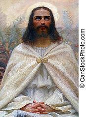 Palm Sunday - Jesus' triumphal entry into Jerusalem