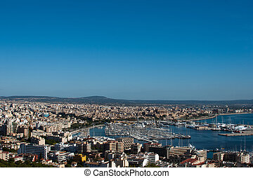 Palma formerly Palma de Mallorca is the major city and port...