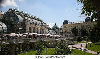 Brasserie Palmenhaus Wien Otto Wagner, ?sterreichische Nationalbibliothek