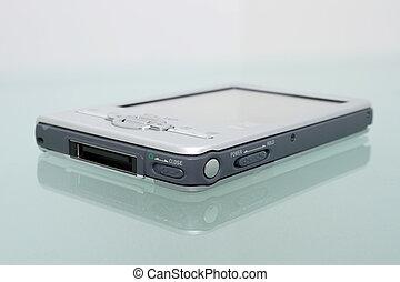 Palmtop Organizer (8.2mp Image) - [b]8.2mp Image[/b] Silver...