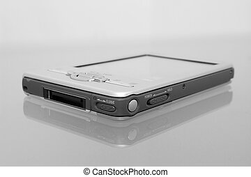 Palmtop Organizer (8.2mp Image) - [b]8.2mp Image[/b] Grey...