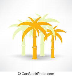 palmträdar