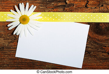 palo, cartolina auguri