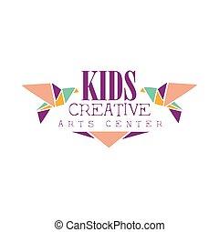 palomas, arte, creatividad, promocional, símbolos, niños,...