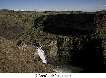 Palouse Waterfall Washington