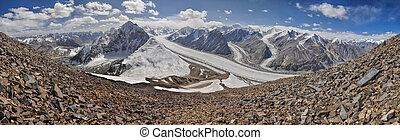 Pamir in Tajikistan